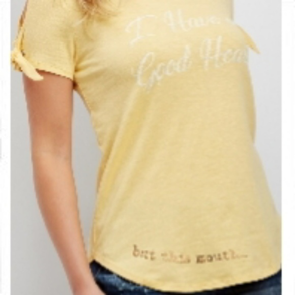 6e8be61b7 Maurices Tops | 5 For 25 Good Heart Graphic Tee | Poshmark